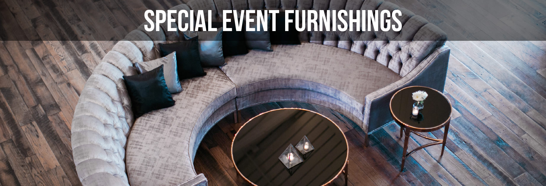 Special Event Furnishings