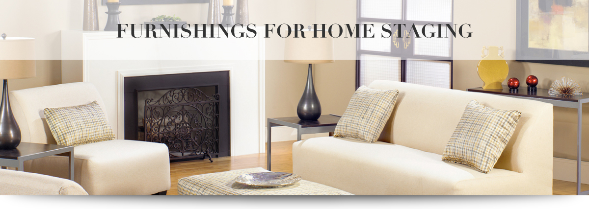 Perfect Home Staging Furniture For Rent