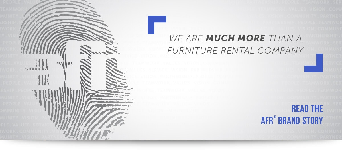 AFR Provides You With Outstanding Service And The Perfect Solution For Furniture  Rentals Of Every Type And Need Including Home, Apartment, Office, ...